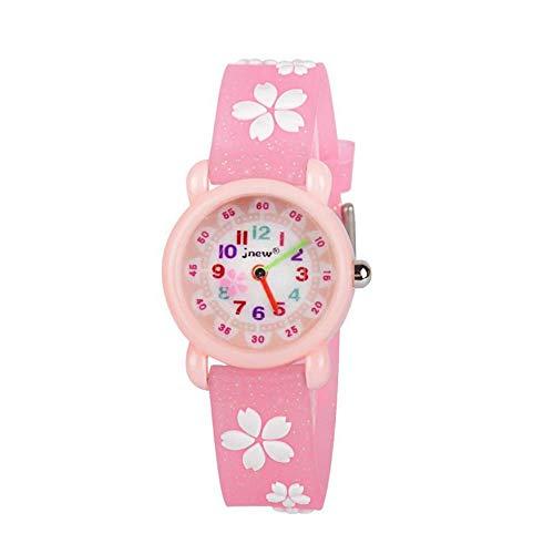 Spielzeug Geschenk für 3-12 Jahre alte Mädchen Kid, CYMY Kinder Armbanduhr wasserdichte Uhr Spielzeug für 3-12 Jahre alte Mädchen Alter 3-12 Geschenk für Kinder Geburtstag