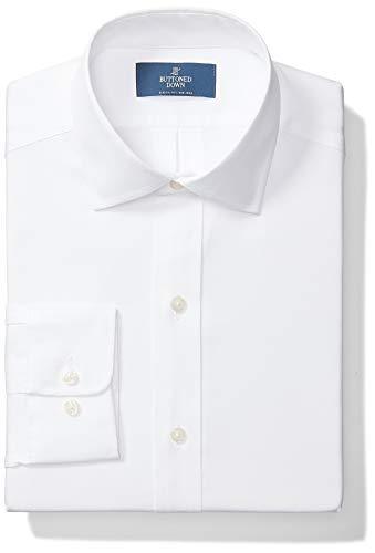 Amazon Brand - Buttoned Down Men's Classic-Fit...