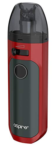 Aspire Tigon AIO E-Zigaretten Set - Pod System - 4,6ml Tankvolumen - Pod System - MTL und DL - Farbe: rot