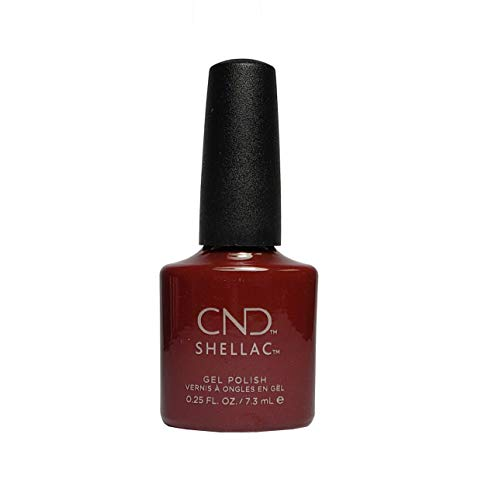CND Shellac - UV del gel del chiodo 3 - Colore: Decadence - 7,3ml