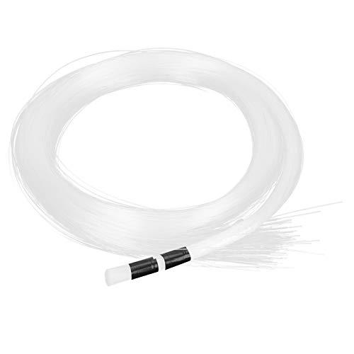 Fybida ‑58 ℉ ‑167 ℉ 2 m Glasfaserkabel Glasfaser langlebig, Nicht leicht zu beschädigen, um Vorhänge, Bildschirme, abgehängte Decken und Himmelsschirme herzustellen