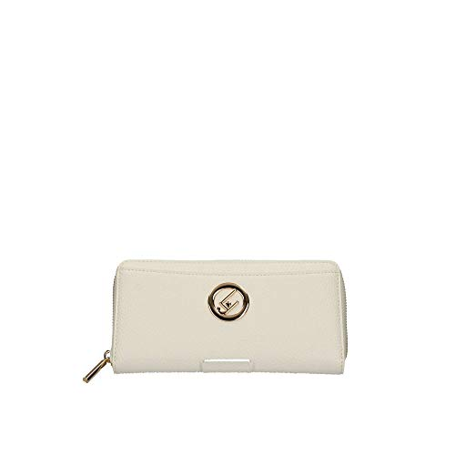 LIU JO RIBELLE WALLET N19174E0033 01065 OFF WHITE