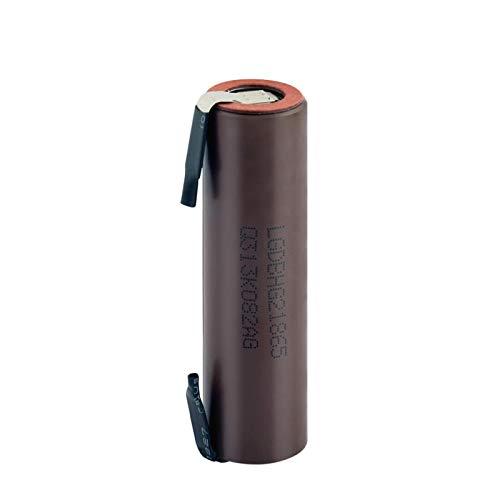RitzyRose Batería De Litio Li-Ion De 3.7v 4500mah 18650, Batería Recargable para La Antorcha De La Linterna 8PCS