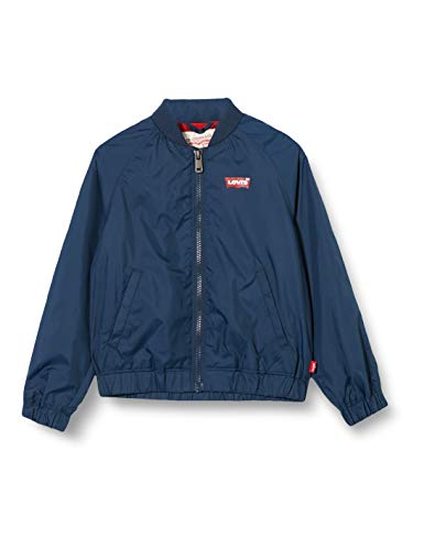 Levi's Kids Lvb Lightweight Bomber Abrigo de vestir Niños Dress Blues 16 años