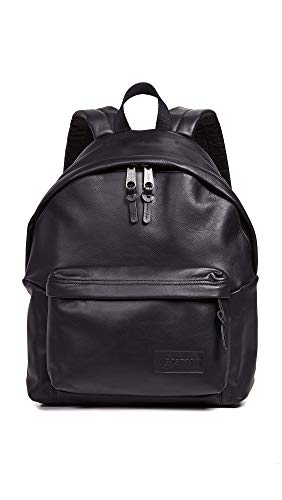 Eastpakpadded pak'r/march seasonal colors - zaino - black ink leather