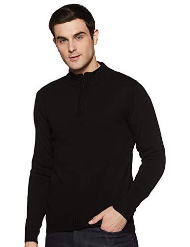 Amazon Brand – Symbol Men's Blouson Acrylic Sweater