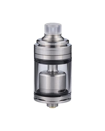 Aspire Neeko RTA Clearomizer Set | Selbstwickel-Verdampfer | 22,4mm Durchmesser | Single Coil | Top-Filling | Farbe: silber