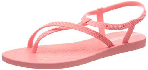 Ipanema Class Wish Fem, Sandalias con Tira Vertical Mujer, Multicolor (Pink/Neon Pink 8953.0), 37 EU