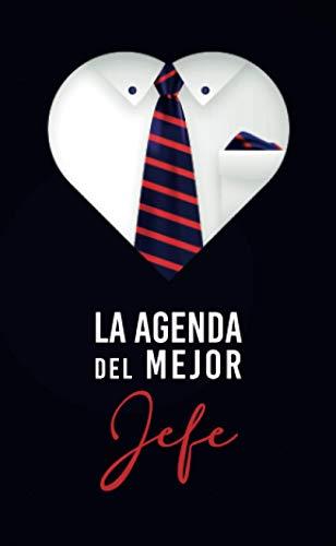 La agenda del mejor Jefe - Agenda 2021: Agenda semanal personalizado 2021 | Pequeño formato de bolsillo (10x16,5 cm) | Para anotar todas las citas de ... Director, Ventas, Jefe de Equipo, Colega