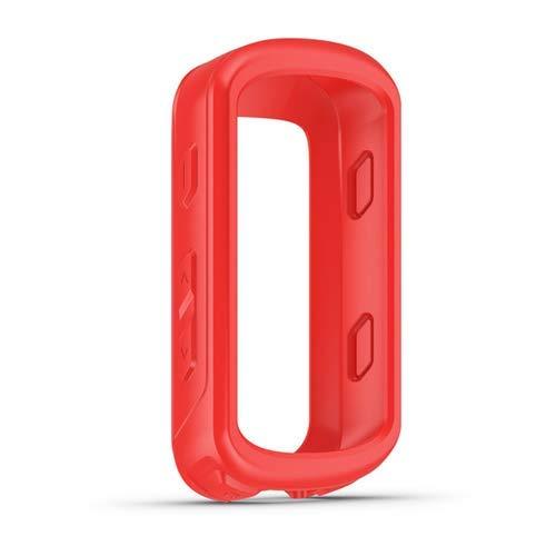 Garmin Edge 530 - Custodia da ciclismo unisex da adulto, colore: rosso, taglia unica