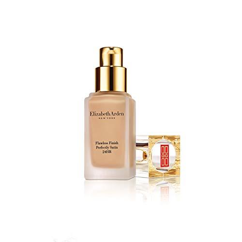 Elizabeth Arden Flawless Finish Perfectly Satin Base de Maquillaje 24H SPF15 - 30 ml
