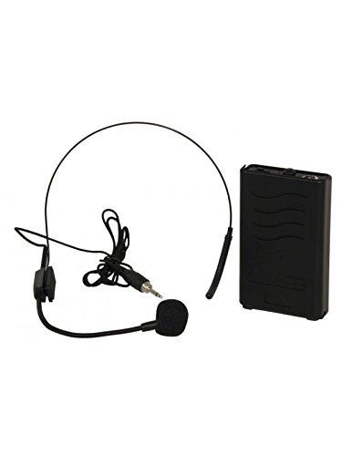 Ibiza Kabelloses Headset-Mikrofon, 203,5 MHz