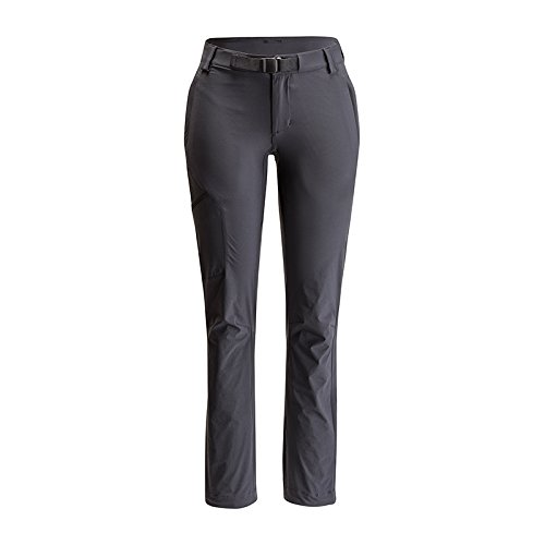 Black Diamond Alpine - Pantalon softshell Femme - noir Modèle L 2016