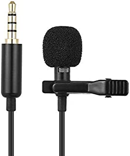 Supremo Aldo Mini Singing and Recording 3.5mm Mic Microphone with Long Cable for Voice Chat, Video Conferencing, Singing &...