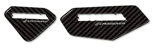 2 Adhesivos Resina Gel 3D Protección Estribo de Puerta para Moto Scooter Honda X-ADV