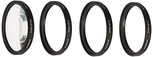 Polaroid Optics 52mm 4 Piece Filter kit Set for Close Up Macro Photography Includes 1 2 4 10 product image