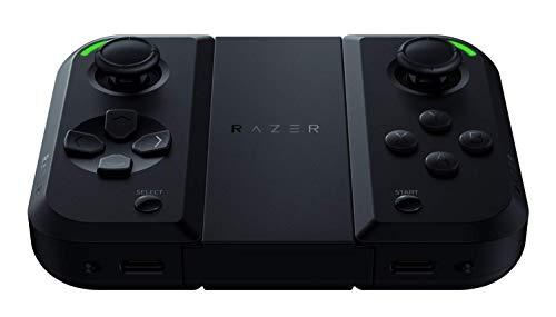 Razer Junglecat: Mobiler doppelseitiger Gaming-Controller für Android (Modulares Design, Mobile Gamepad App, Bluetooth mit niedrigen Latenzen) für Razer Phone 2,Huawei P30 Pro und Samsung Galaxy S10+