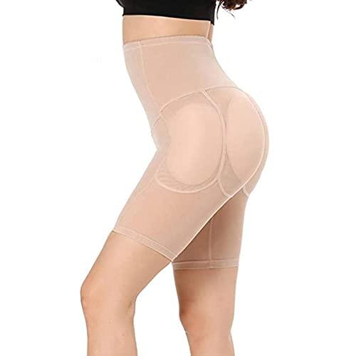 WUJNANG Medias de cintura para mujer, cintura alta, levantamiento de glúteos, control de barriga, muslos más delgados, talla A XXXL