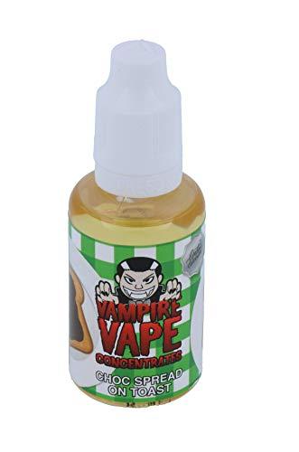 Vampire Vape - Choc Spread on Toast Aroma 30ml