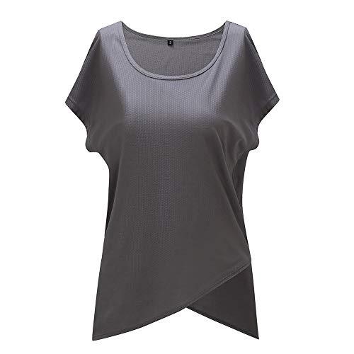 VDSON - Angel-Hemden & T-Shirts für Damen in Gray, Größe Large