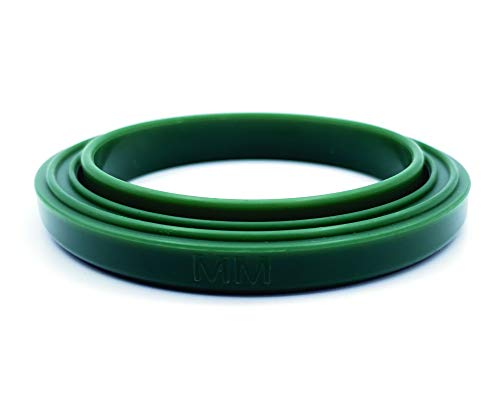 54mm Silicone Steam Ring – Durable, No BPA Grouphead Gasket Replacement Part – Compatible with Breville Espresso Machine 870/878/880/860/840/810/450/500/ Sage 500/810/870/875/878/880