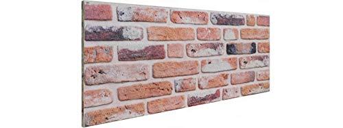 3D Brick Effect Wall Panels Decorative Wall Ceiling Tiles CLADDING POLYSTYRENE Panel Tile 50x100cm (DL150)