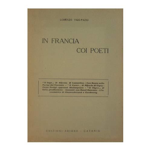 In Francia coi poeti