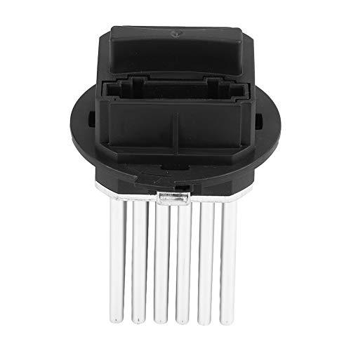 Hlyjoon 6441S7 Calentador Soplador Motor Resistencia Ventilador Resistencia Aluminio ABS Material para 307 407 C3 C4 C5 C6