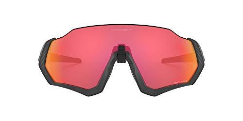 Oakley 0OO9401 Gafas de sol, Matte Steel, 40 para Hombre