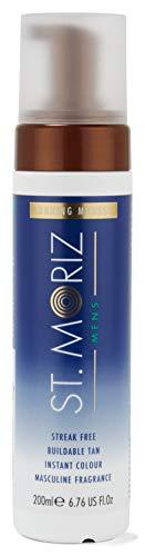 St. Moriz Zelfbruiner mousse Men, 200 ml