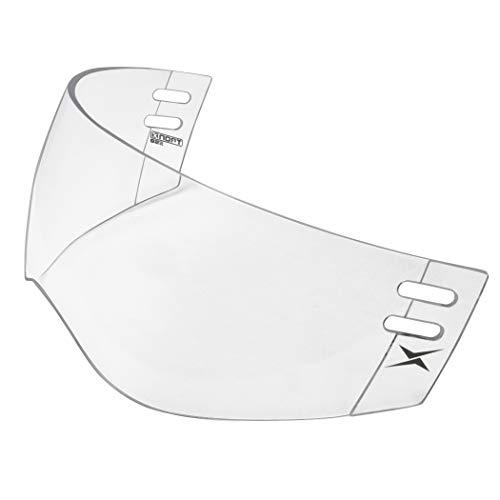 TronX S50 Pro Hockey Helmet Clear Visor (Anti-Scratch/Anti-Fog) CE Certified