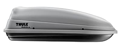 Thule 682 Sidekick Rooftop Cargo Box,Grey, One Size