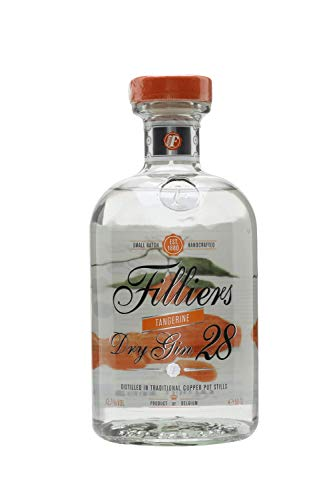 Filliers Dry Gin 28 Tangerine Seasonal Edition (1 x 0.5 l)