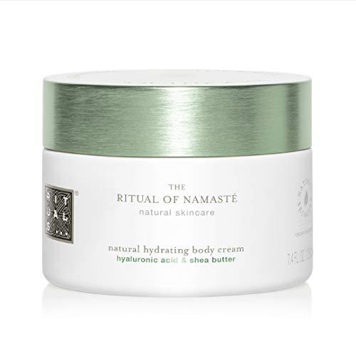 THE RITUAL OF NAMASTE Natural Hidratante Crema Corporal, 220 ml