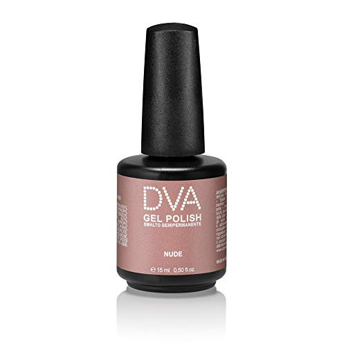 DVA - Gel Polish Smalto Semipermanente Per Unghie - Colore Nude - 15 ml