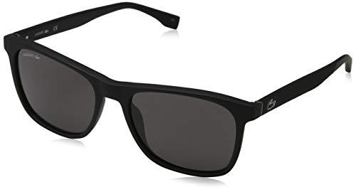 Lacoste Herren L860S 002 56 Sonnenbrille, Schwarz (Matte Black)