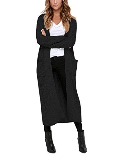 Dokotoo Damen vintage asymmetrischer reißverschluss leichtes kunstleder motorradjacke x-small schwarz