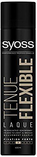 Syoss - Tenue Flexible - Laque Cheveux - Fixation...