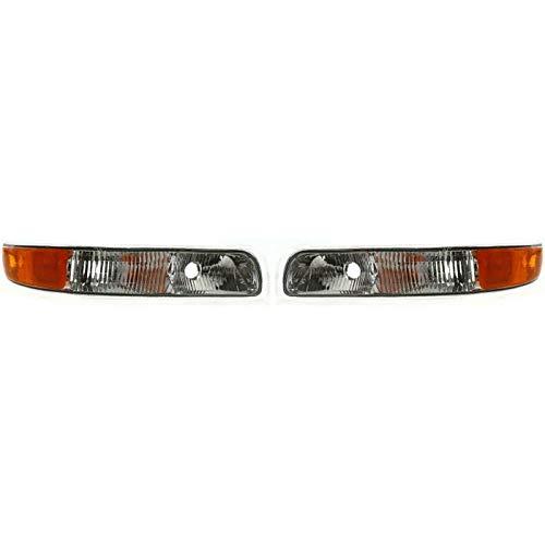 02 silverado corner lights - 4