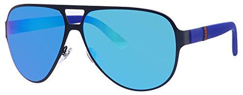 Gucci Occhiali da sole 2252/SZ0R6362_R63 (62 mm) Blu
