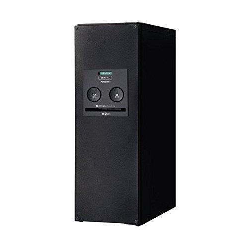 パナソニック(Panasonic) 戸建住宅用宅配ボックス COMBO スリムタイプ FR(後出し) 右開き 鋳鉄ブラック CTNR4011RTB