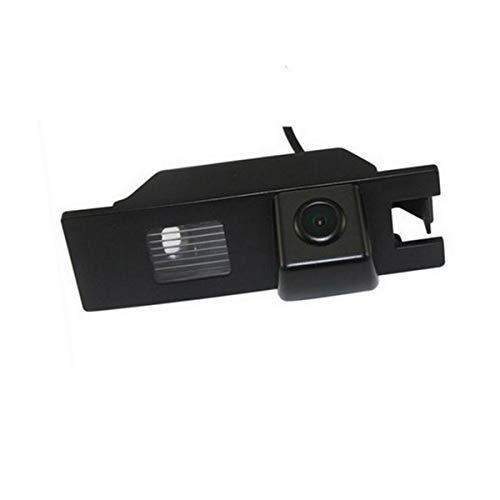 Caméra de recul de voiture inversée 520TVL étanche CCD HD filaire de stationnement caméra de recul pour Opel Vectra Zafira2005-2014 pour B / uick Regal 2009 pour Astra H ET J (2004 à 2014) à hayon