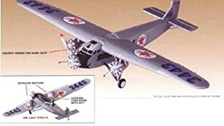 Wings of Texaco - Texaco's First Plane 1927 Ford Tri-motored Monoplane by Ertl Collectibles