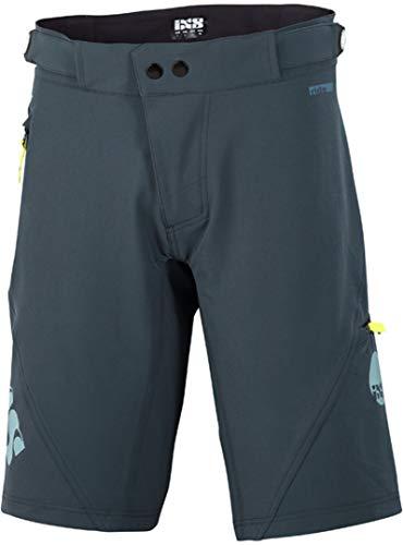 IXS Herren Carve Radshort Radhose Bike Shorts