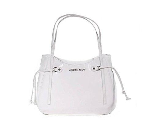 Shopping Tasche Armani Jeans V5241 V4 T1 Weiß/Weiß