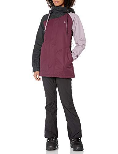 Volcom Westland Isolierte Schneejacke für Damen - Violett - Large