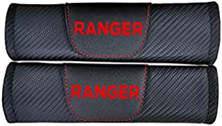 Aieryu 2PCS Auto Gurtpolster Stickerei Mit Car Logo Sicherheitsgurt B/ügel Schutz Schulterpolster f/ür Corvette C5//C6//50se Innen Styling Zubeh/ör
