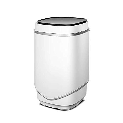 Kücheks Lavadora portátil de Tina Gemela 3.6 kg Capacidad de Lavado + 3.0 kg Capacidad de deshidratación Combo de Lavadora y Secadora compacta para Camping Apartamento Dormitorio