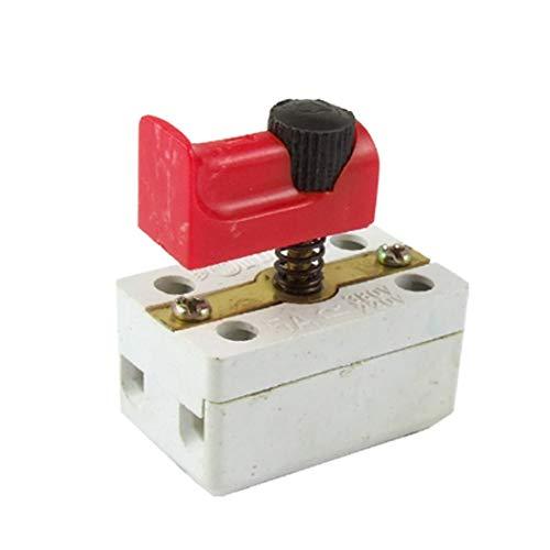 New Lon0167 Taladro eléctrico Destacados Herramienta de potencia eficacia confiable Interruptor de control de velocidad Interruptor 5A 380V DKZ1-5A(id:2cf da 3c c74)