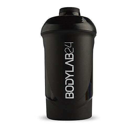Bodylab 24 Shaker - schwarz